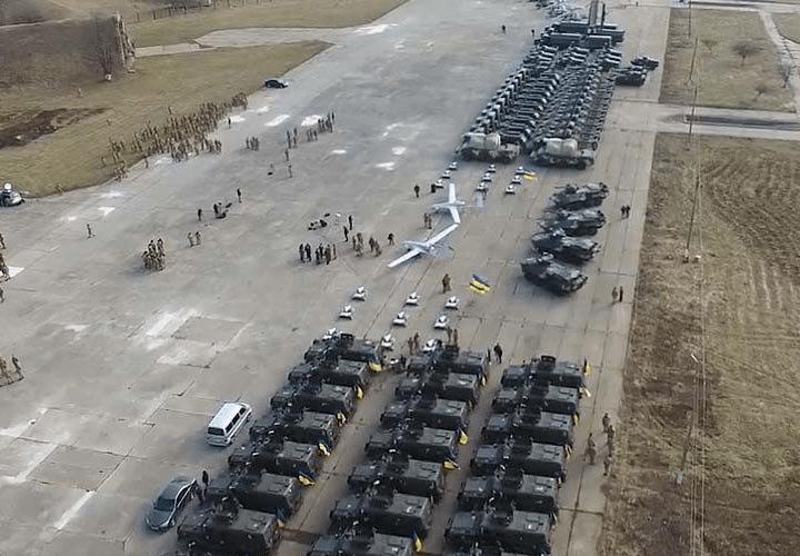 За 5 років до ЗСУ надійшло 12 тисяч основних видів озброєння